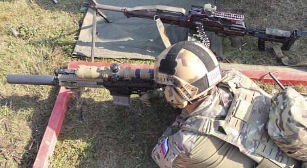 ЦСН ФСБ «спалились» на охотничьем оружии из Германии