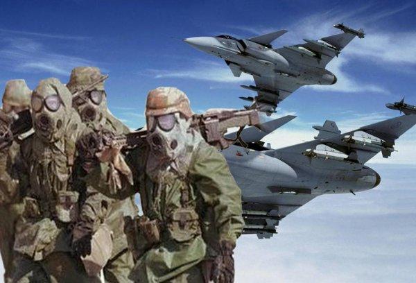 35 бойцов спецназа ССО ГРУ могли погибнуть в Ливии из-за удара ВВС США