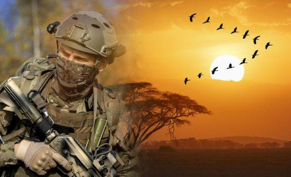 Бойцов ССО ГРУ заметили в Африке