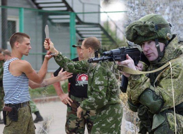 «Бесполезная ерунда»: спецназ ВДВ откажется от ножевого боя
