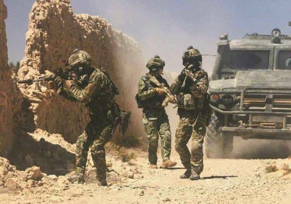 35 бойцов ЧВК Вагнера погибли вЛивии— британские СМИ