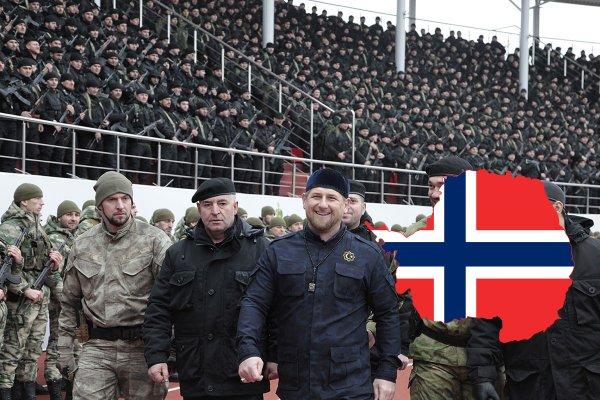 Глава разведки Росгвардии заказал «врага» Кадырова