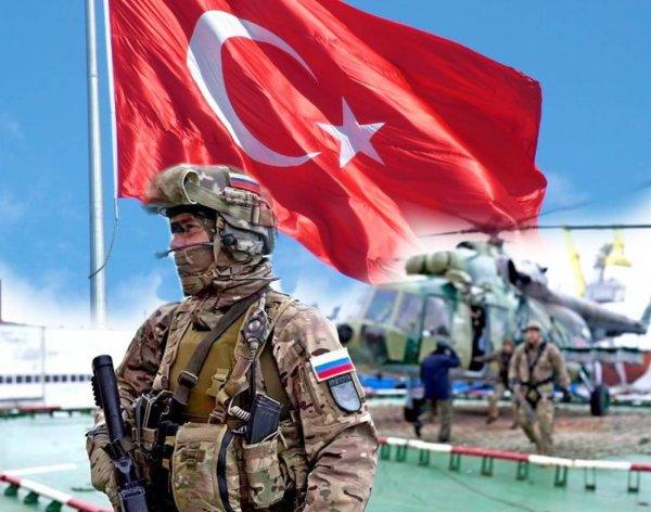 «Воюем сами с собой». Вошедшей в Сирию турецкой армии могут помогать ССО ГРУ