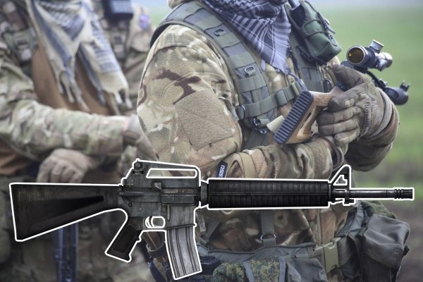 Почему бойцы ЦСН ФСБ выбирают иностранное оружие объяснил эксперт