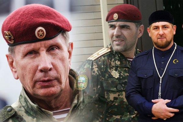 «Глава Росгвардии устроил разнос Кадырову из-за батальонов Север и Юг» — эксперт
