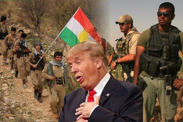Наемники США «прокляли» Трампа: американские ЧВК останутся с курдами до последнего бойца