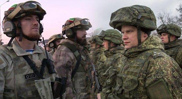 Чеченский спецназ заставят сбрить бороды из-за Устава ВС РФ