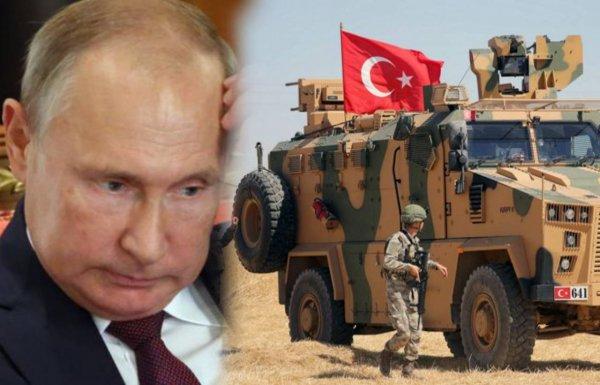 Ветеран ГРУ рассказал как США и Турция обманули Путина