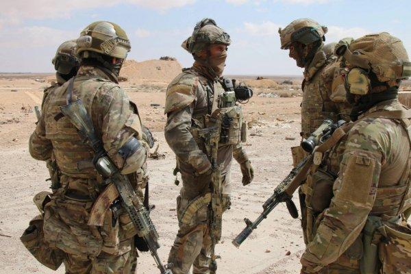 «Вспецназ берем только русских»: Действия ССО ГРУ потрясли ливийцев