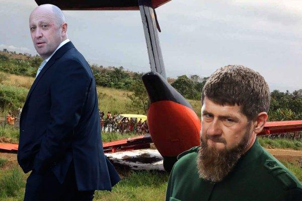 СМИ: За гибелью хозяина ЧВК Вагнера в Конго мог стоять Кадыров