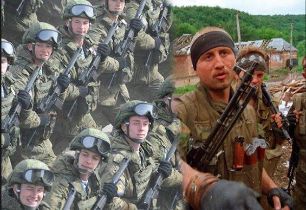 У России свой путь...: Об «уникальной» подготовке срочников ВДВ и ГРУ в Чеченскую войну вспомнили в сети