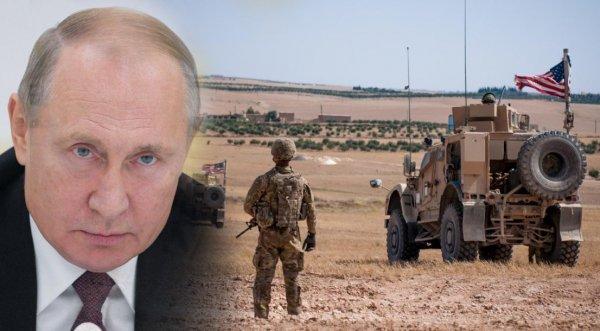 Армия США «сдала» Сирию Путину без единого выстрела— СМИ