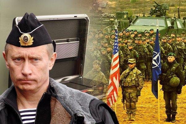 Путин нажал кнопку в «ядерном чемоданчике»