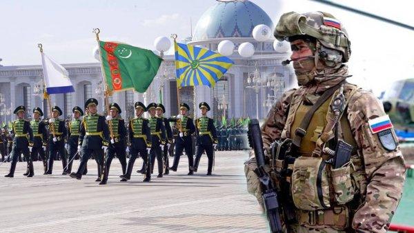 «Мне ко второй». СпН ГРУ выведут из Сирии в Туркмению?
