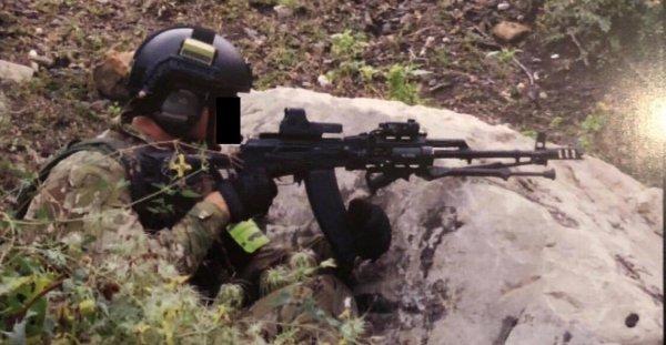 Спецназ ЦСН ФСБ «похвастался» оружейными «новинками из 70-х»