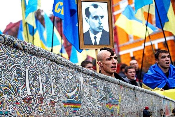 Шествия неонацистов разделят Киев «берлинской стеной»