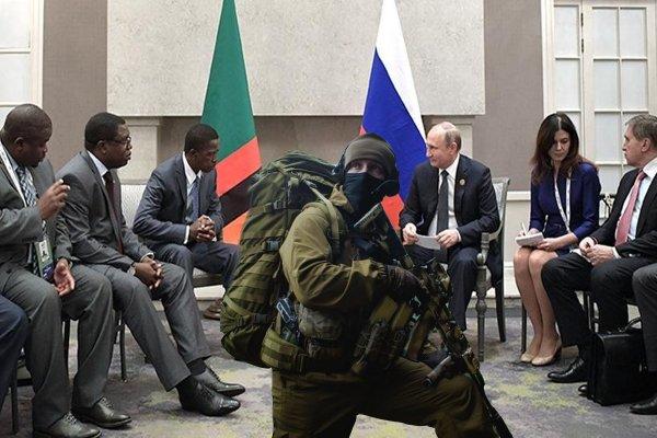 Охраной саммита Россия-Африка занимается спецназ ГРУ