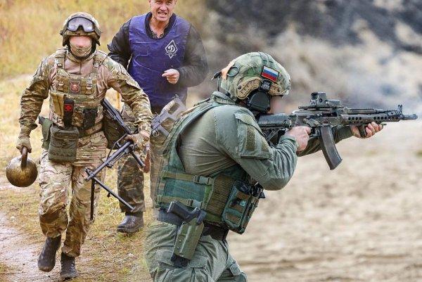 «Армейцы» из ССО победили спецназ ФСБ на турнире по стрельбе