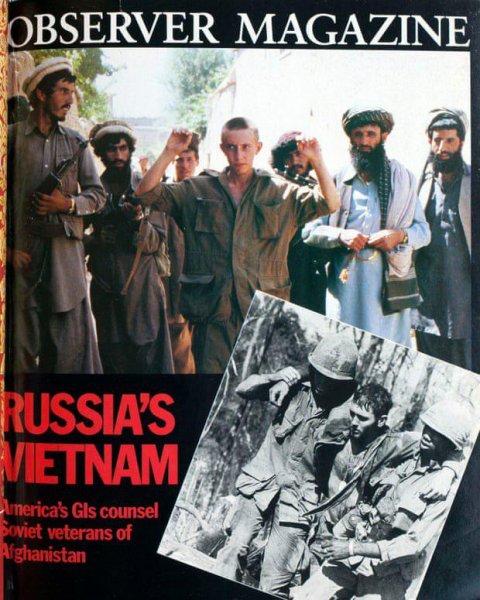 Русский, американец — братья навек? Как ветераны Вьетнама помогали советским ветеранам-афганцам