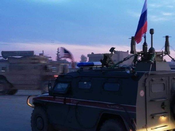 В Сети отреагировали на встречу военных РФ и США в Сирии