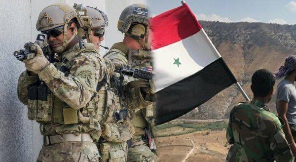 Военные РФ «вышли на след» спецназа США «Дельта» около сирийской нефти