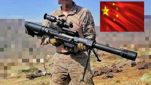 Китай поставляет Саудовской Аравии уникальный гранатомёт для борьбы с хуситами
