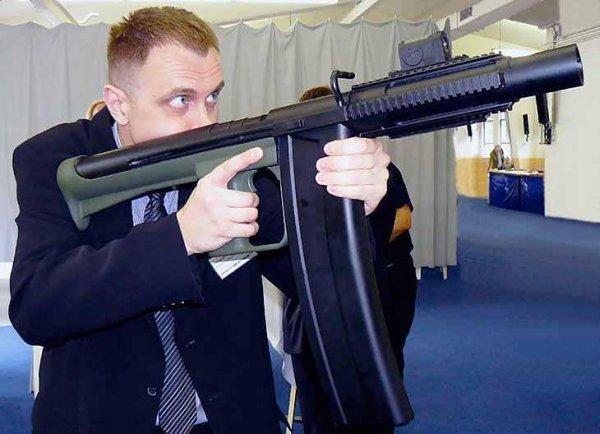 Вундервафля для Бундесвера. Германия вооружается автоматом-гранатомётом Hydra