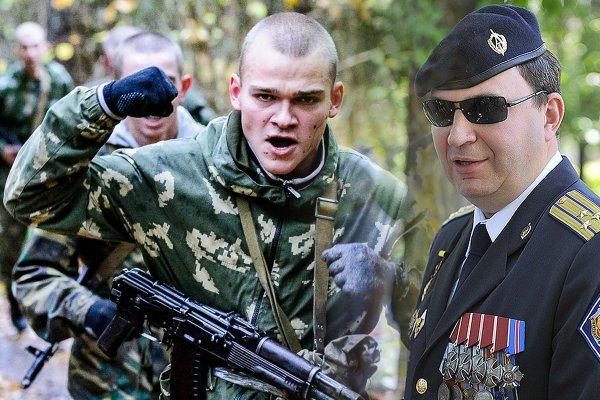Почему спецназовцу не нужно качать мышцы рассказал ветеран ЦСН ФСБ «Альфа»