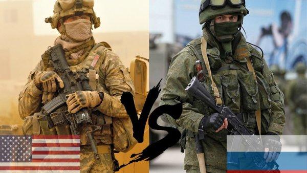 Стенка на стенку или как «вежливые люди» ломали ребра морпехам США в Крыму