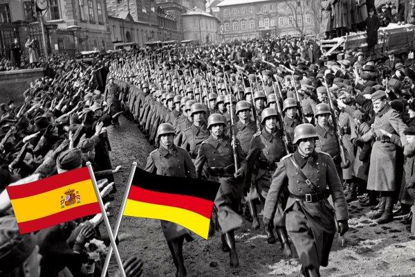 Как «голубые» из Испании воевали за Гитлера против СССР