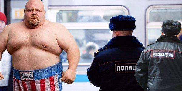 10 силовиков в Туле побоялись арестовать пьяного «качка»
