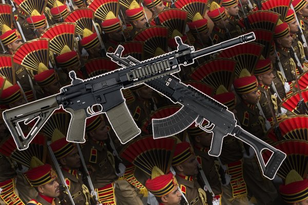 «АК-203 проиграет немецкому SIG Sauer «индийский фронт» - СМИ