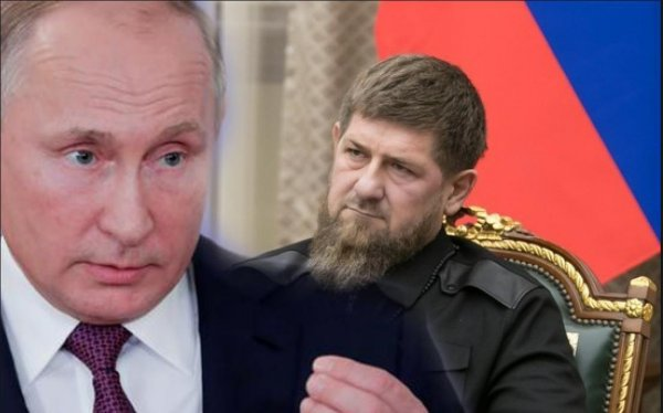 «Меньшее из зол…» Как Кадыров «борется» за место Путина с экс-директором ФСБ рассказали в СМИ