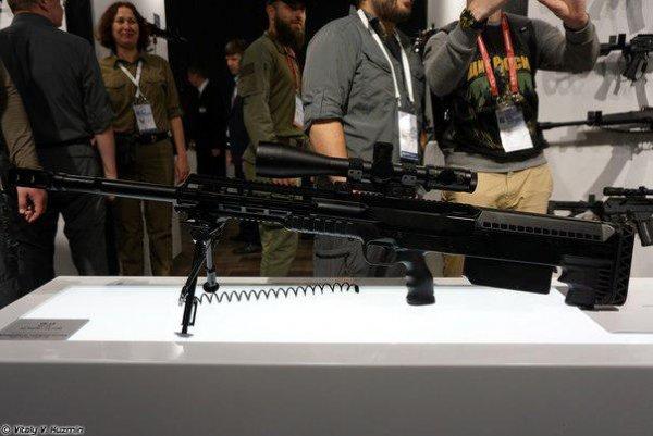 Снайперская винтовка «Калашникова» - распил бюджета или шаг вперёд? - СМИ