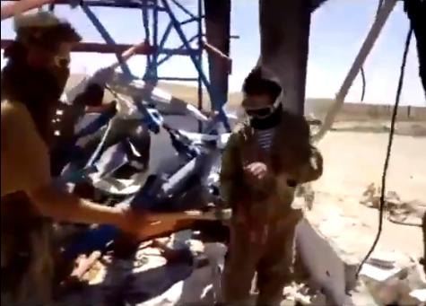 В Сирии наемники жестоко убили человека, выдав себя за спецназ ВС РФ
