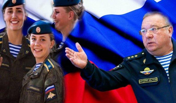 Десант деградантов? Замена «Голубых беретов» произойдет к 2030 году — генерал ВДВ Шаманов
