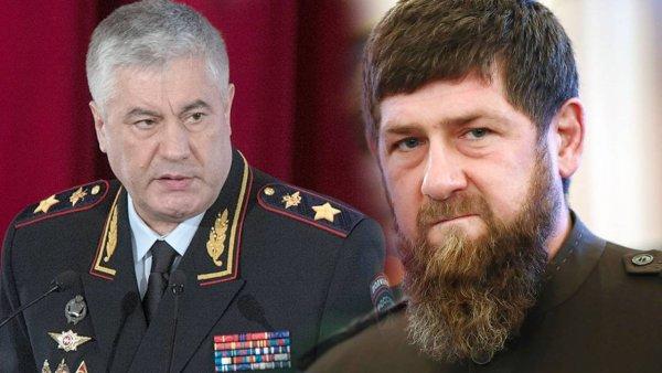 Рамзан Кадыров «подерётся» за Москву с главой МВД