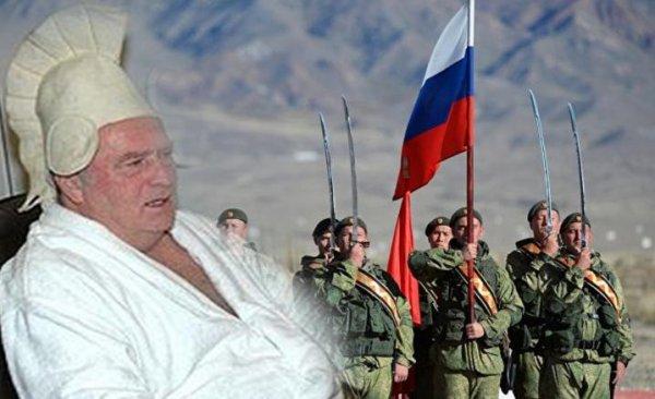 «Удар по психике ребенка...»: Жириновский намекнул как «вылечить» армию РФ от дедовщины