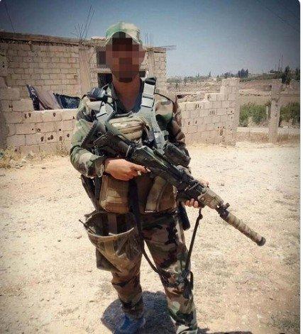 «Пришлось портки поменять…»: Сирийская армия вооружается как спецназ ССО ГРУ