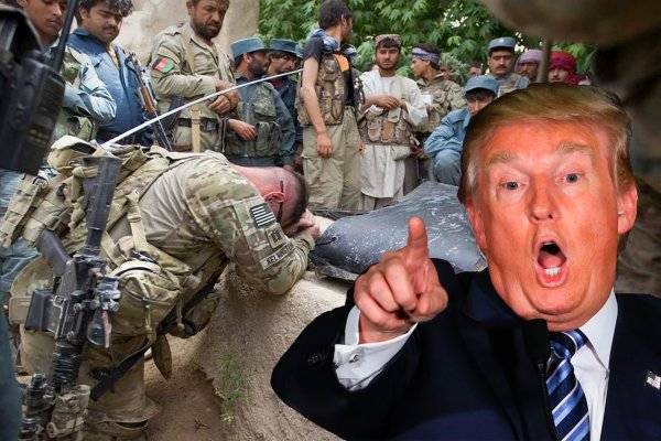 Юность, опаленная войной... Из-за глупости Трампа в Афганистане погибло до 25 молодых бойцов