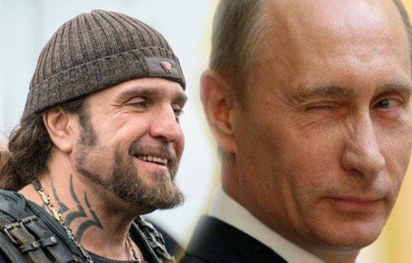 Другу не жалко. Байкер Хирург получил от Путина землю Минобороны