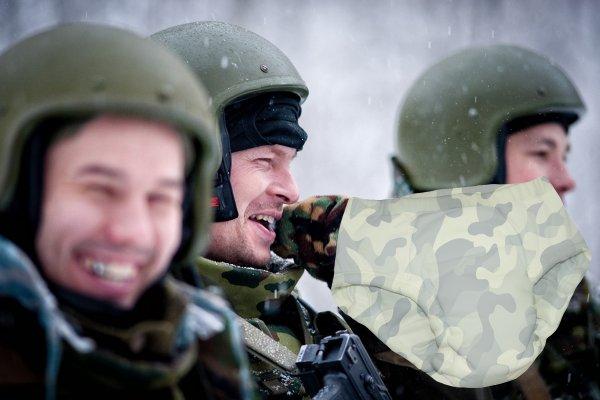 «Вдруг война? А я уделался!» Токсичные подгузники НАТО «убивают» российский спецназ