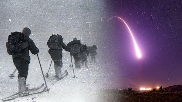 Тайна раскрыта. Группа Дятлова погибла в результате испытания баллистических ракет