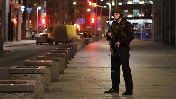 Раскрыта личность стрелка, напавшего на здание ФСБ в Москве
