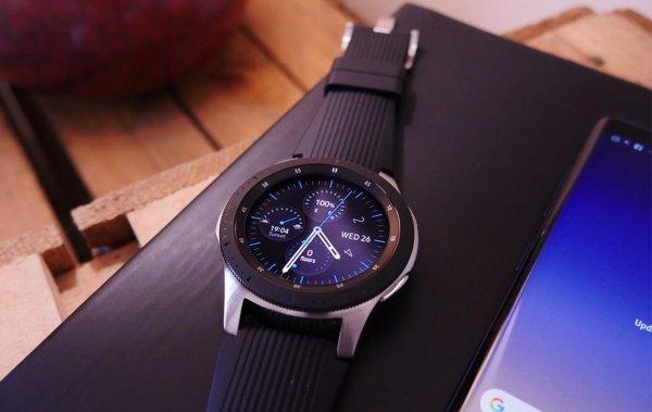 Новая «бомба» от Samsung: в сети появились характеристики Galaxy Watch 2