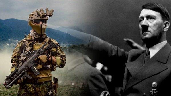 Спецназ Германии обвинили в связях с неофашистами