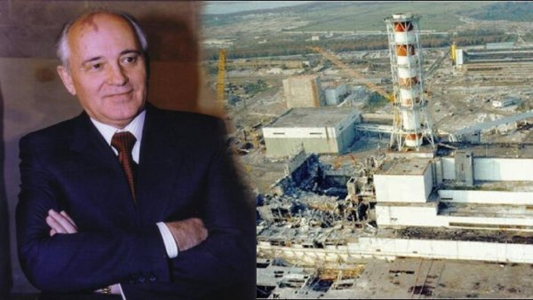Авария на ЧАЭС — попытка предотвратить «перестройку» Горбачева