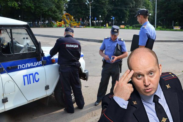 «Пил даже после смерти» или как законно оштрафовать труп доказал полицейский в Костромской области