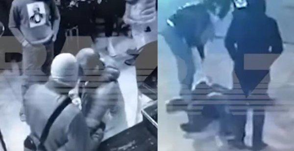 Эксперт рассказал почему видео с жестоким избиением офицера ЦСН ФСБ является постановкой
