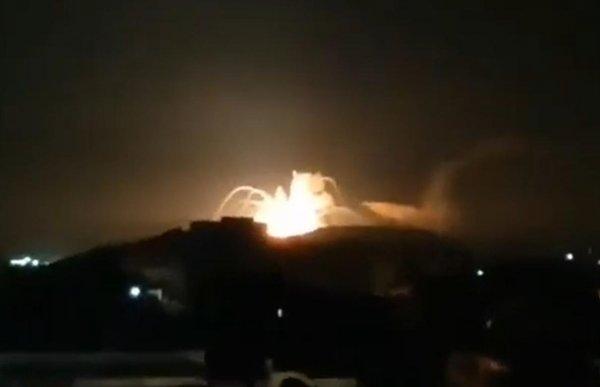 ВВС Израиля заявили об уничтожении российских ЗРК С-300 в Сирии